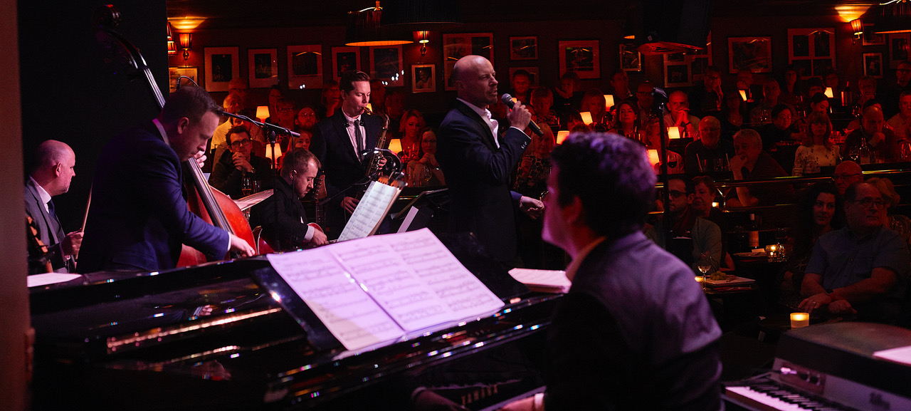 Ronnie Scott's with Gary Williams